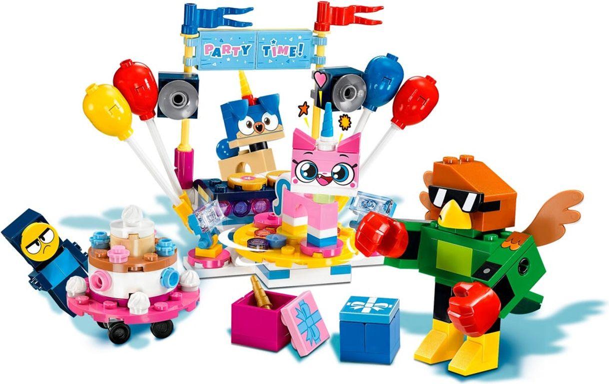 LEGO® Unikitty! Party Time gameplay