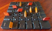 Squadro gameplay