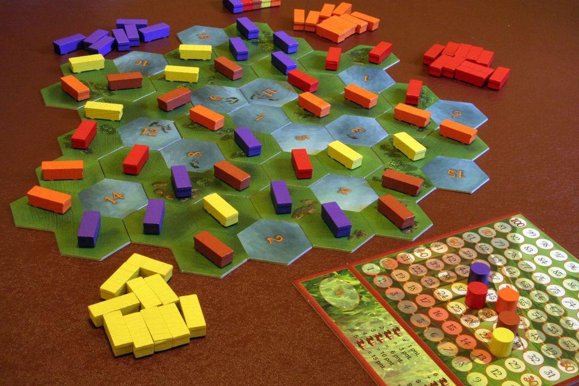 Gipsy King gameplay