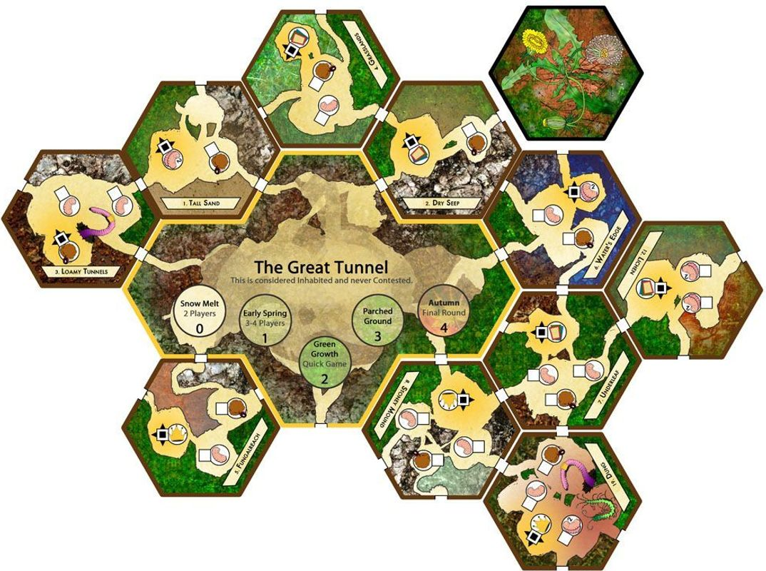 March of the Ants tiles