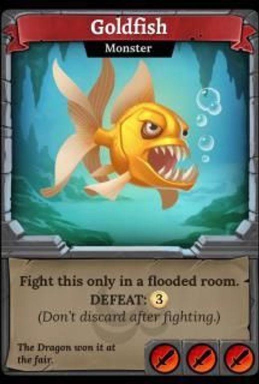 Clank! Sunken Treasures cards
