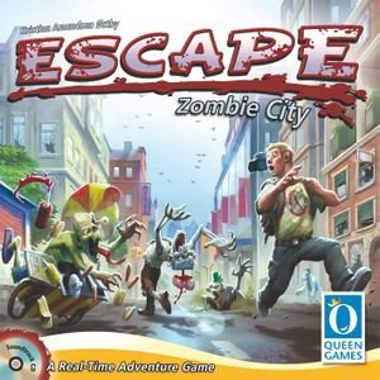 Escape%3A+Zombie+City