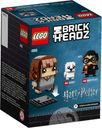 LEGO® BrickHeadz™ Hermione Granger™ back of the box