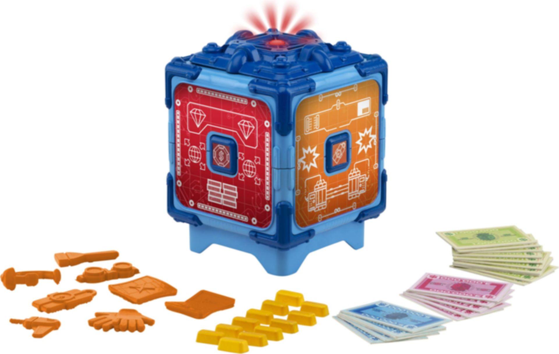 Bank Attack components
