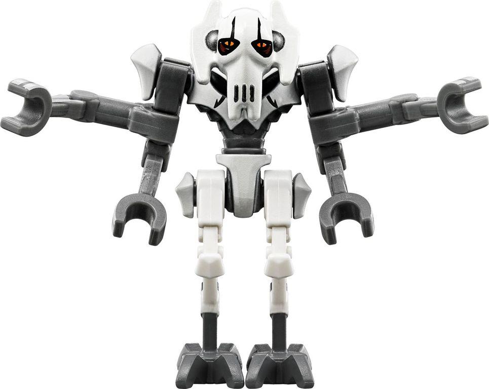 LEGO® Star Wars General Grievous' Combat Speeder minifigures