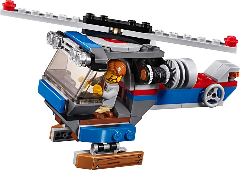 LEGO® Creator Outback Adventures components