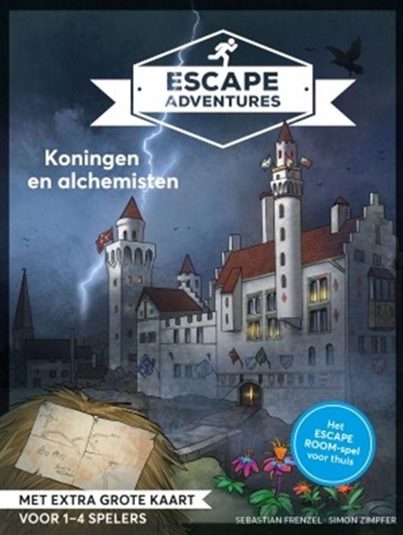 Escape+Adventures%3A+Von+K%C3%B6nigen+und+Alchemisten