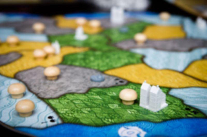 Spirit Island gameplay