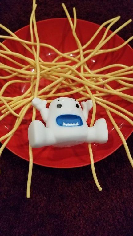 Yeti in My Spaghetti components