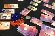 Cerebria: The Card Game gameplay