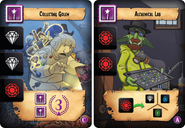Thief's Market cards