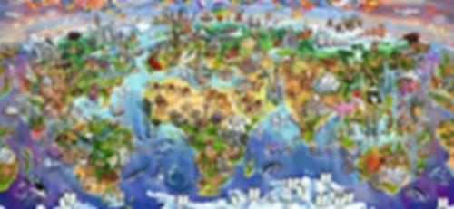 World Wonders Panorama