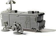 The Walking Dead: No Sanctuary miniatures