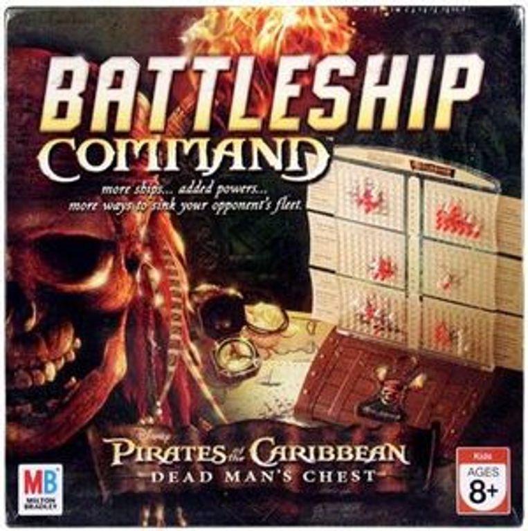 Battleship Command: Pirates of the Caribbean