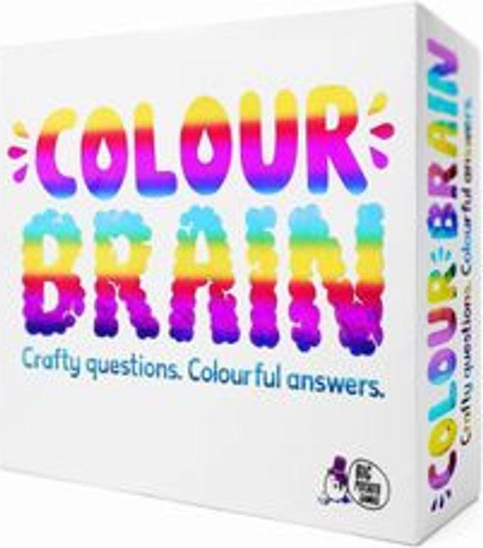 Colour+brain