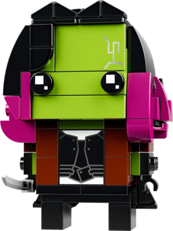 Gamora components