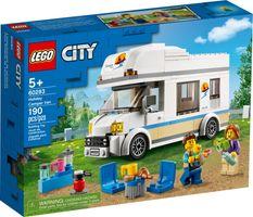LEGO® City Holiday Camper Van