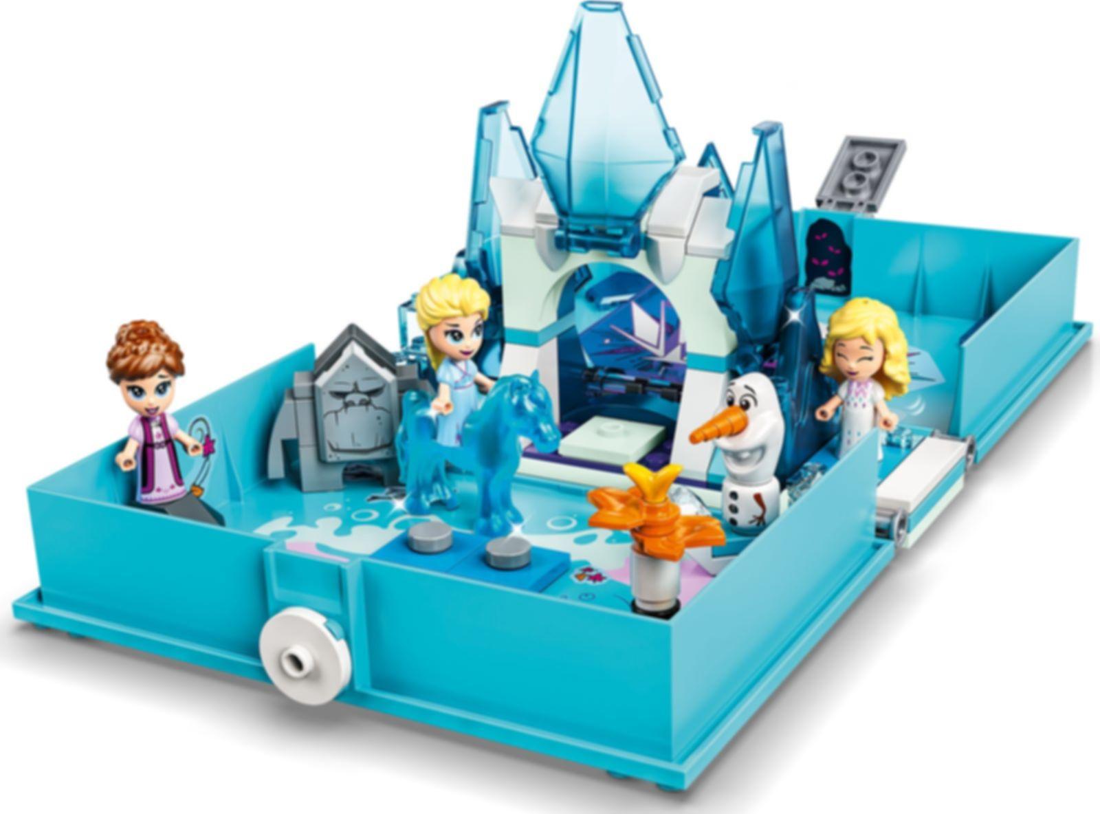 LEGO® Disney Elsa and the Nokk Storybook Adventures gameplay