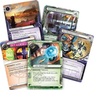 Android: Netrunner - Chrome City cards