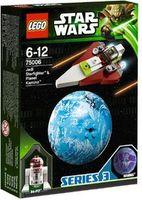 LEGO® Star Wars Jedi Starfighter & Planet Kamino