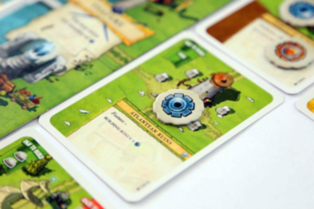 Imperial Settlers: Atlanteans gameplay