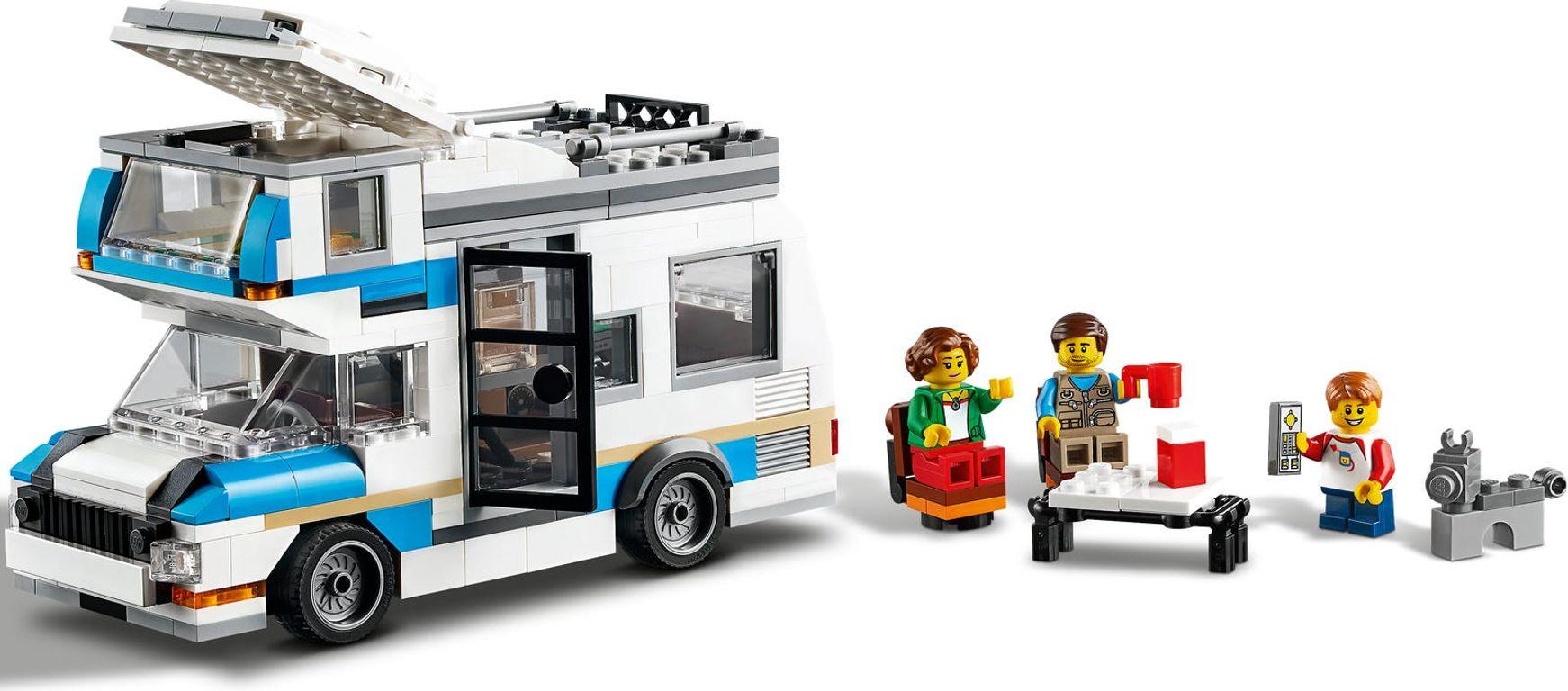 LEGO® Creator Caravan Family Holiday alternative