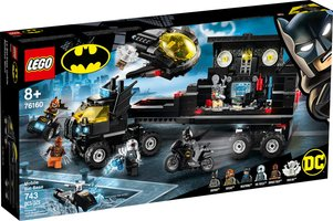LEGO® DC Superheroes Mobile Bat Base