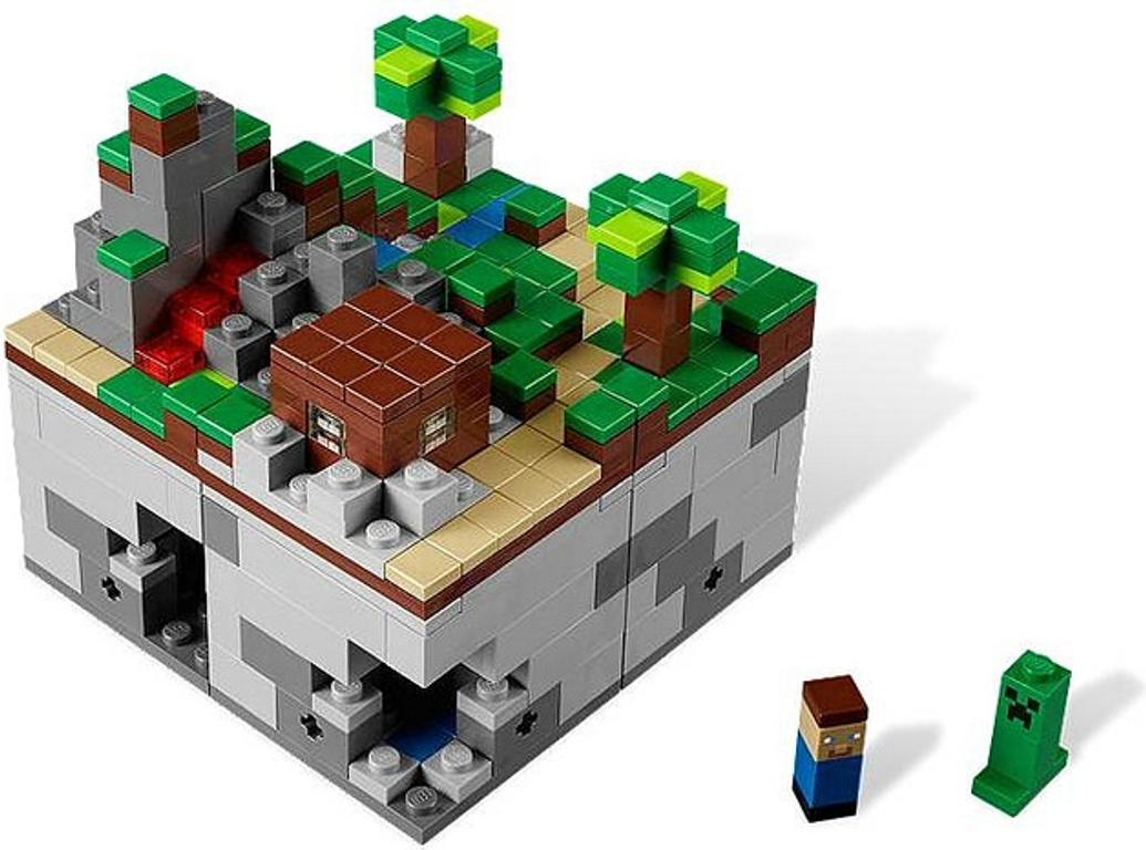 Micro World components