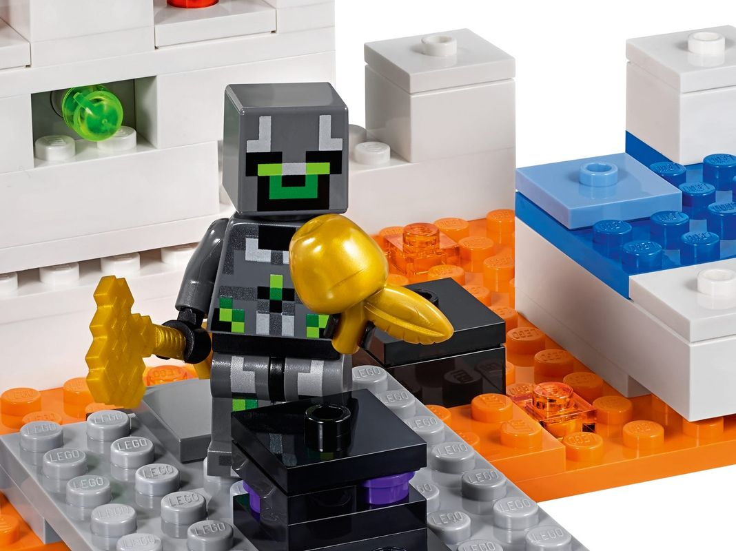 The Skull Arena minifigures