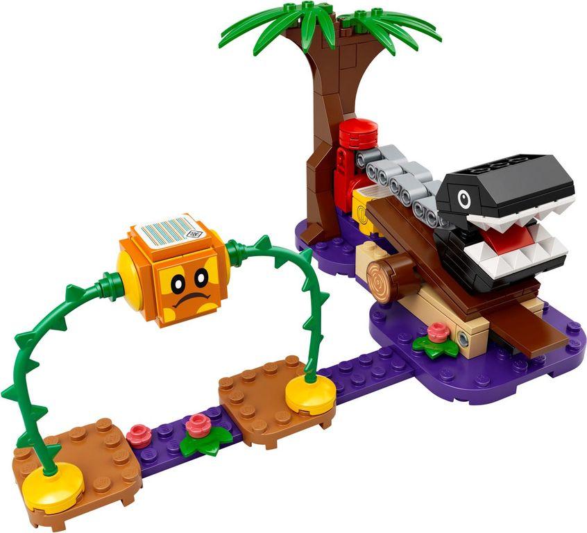 Chain Chomp Jungle Encounter Expansion Set components