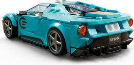 LEGO® Speed Champions Ford GT Heritage Edition and Bronco R back side