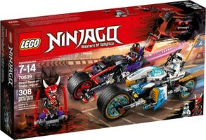 LEGO® Ninjago Street Race of Snake Jaguar