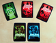 Ghost Fightin' Treasure Hunters cards