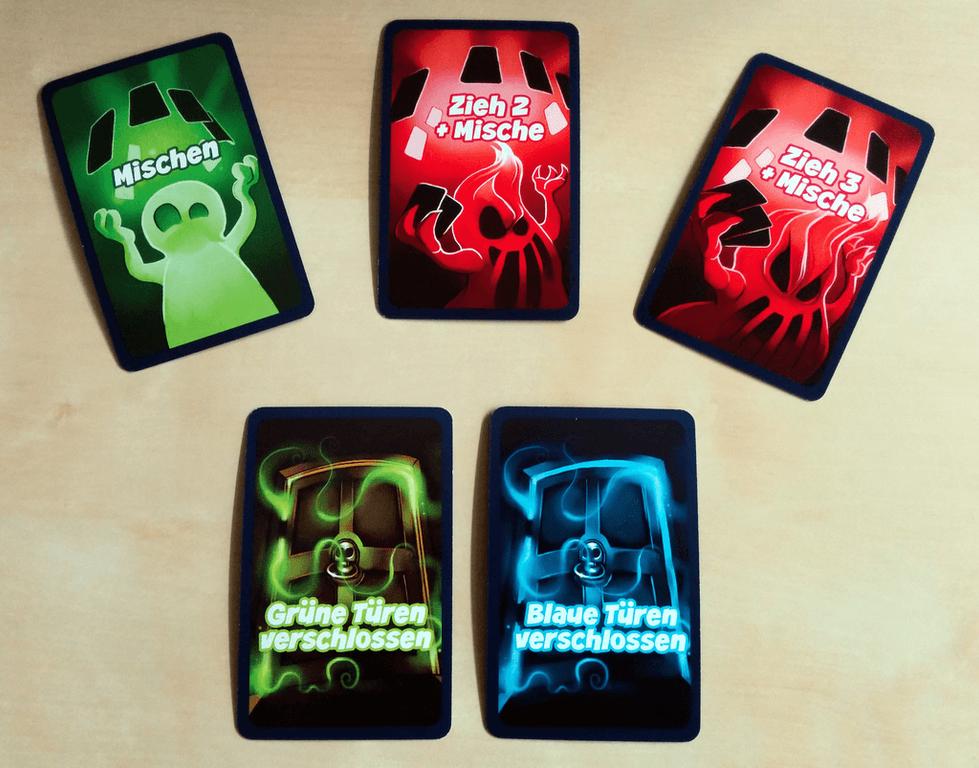 Ghost Fightin' Treasure Hunters cards