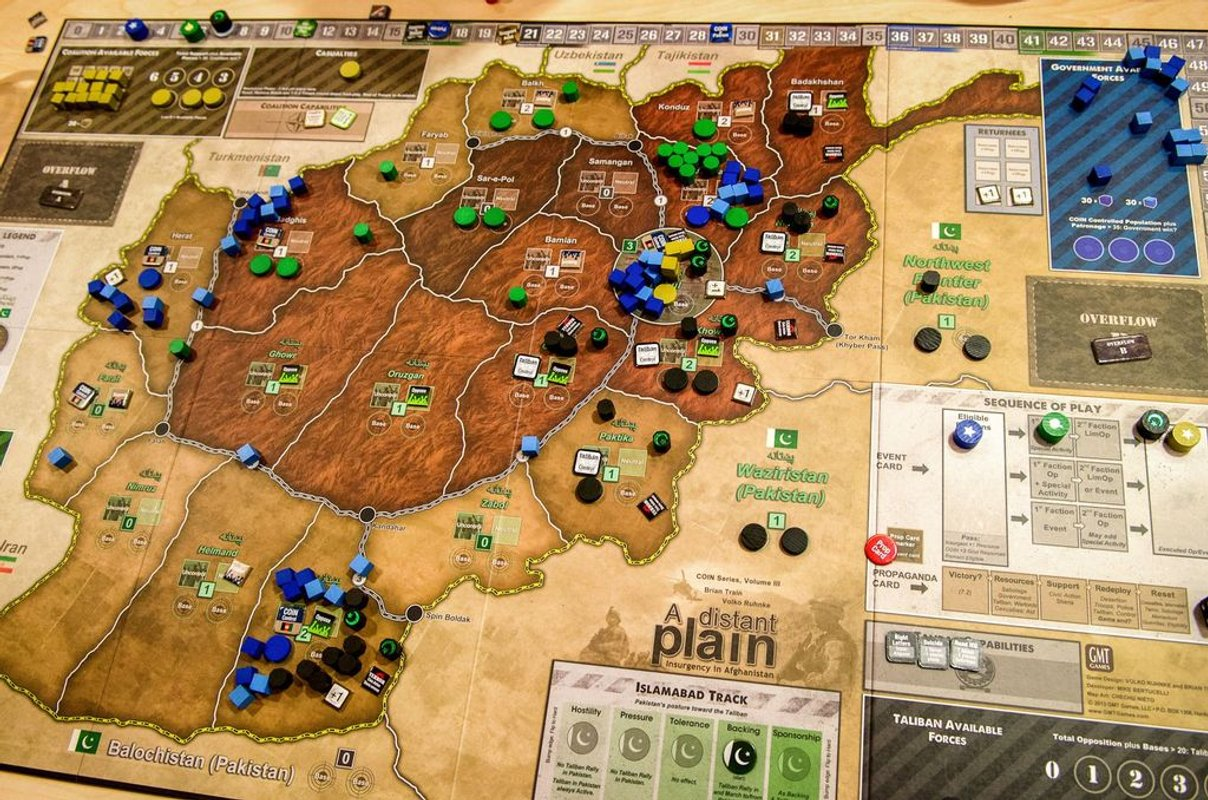 A Distant Plain gameplay