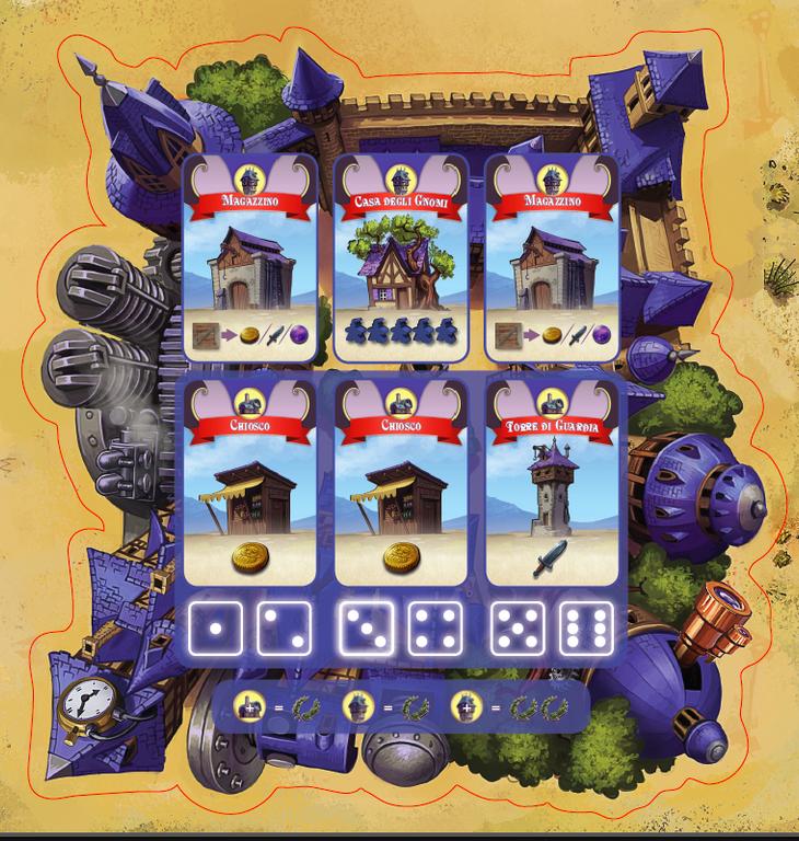 Gnomeland cards