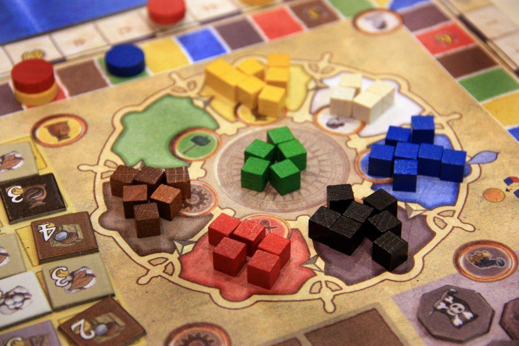 Amerigo gameplay
