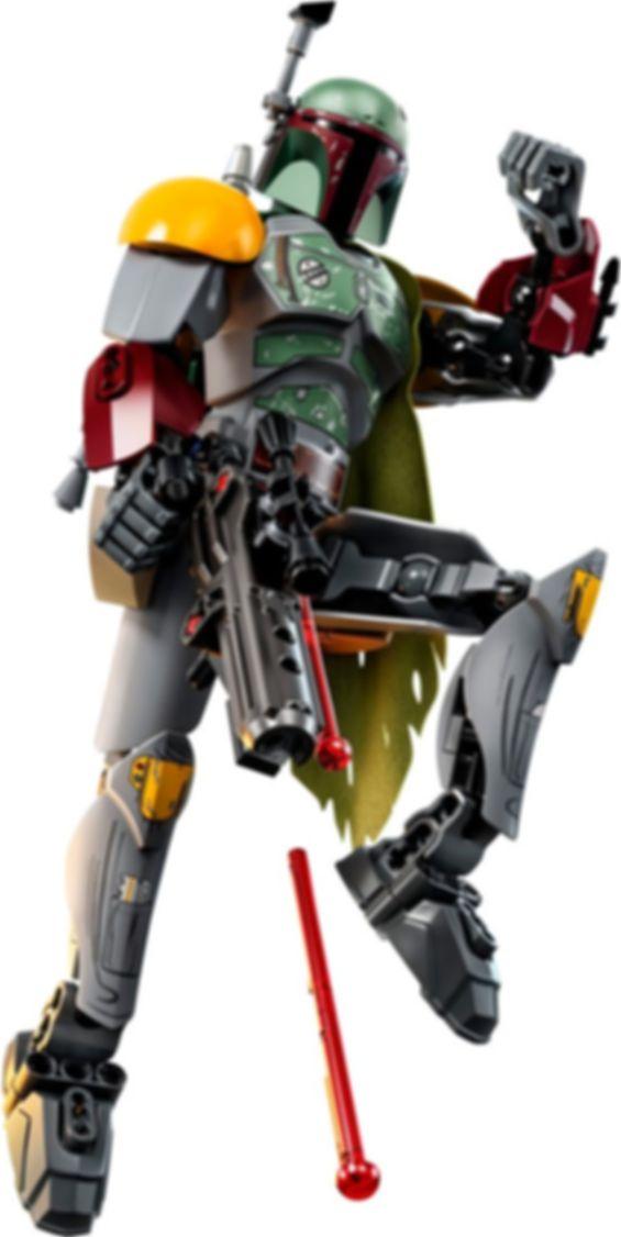 LEGO® Star Wars Boba Fett™ components