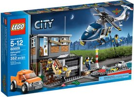 LEGO® City Helicopter Arrest