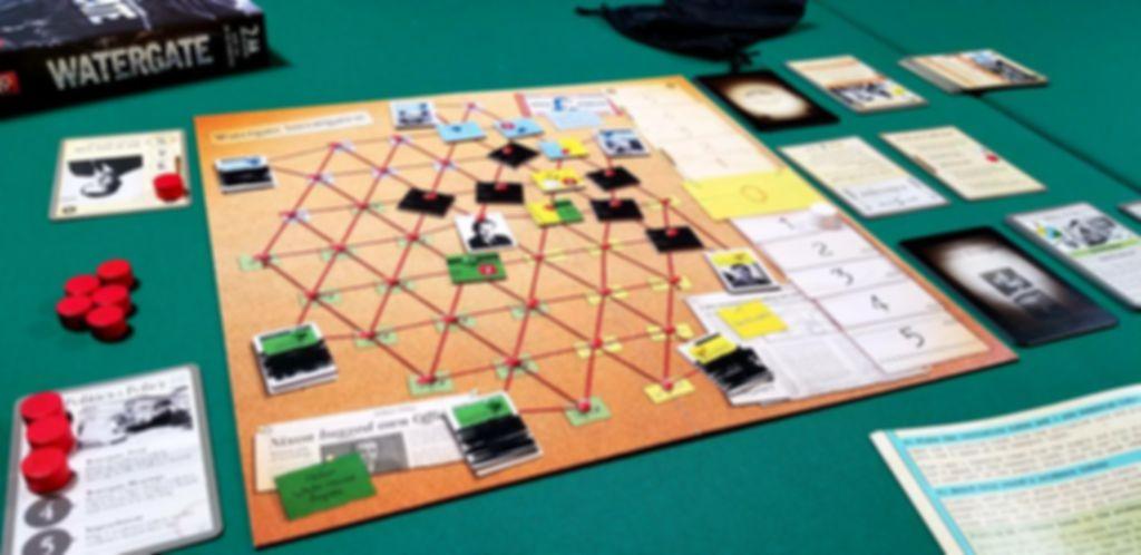 Watergate gameplay