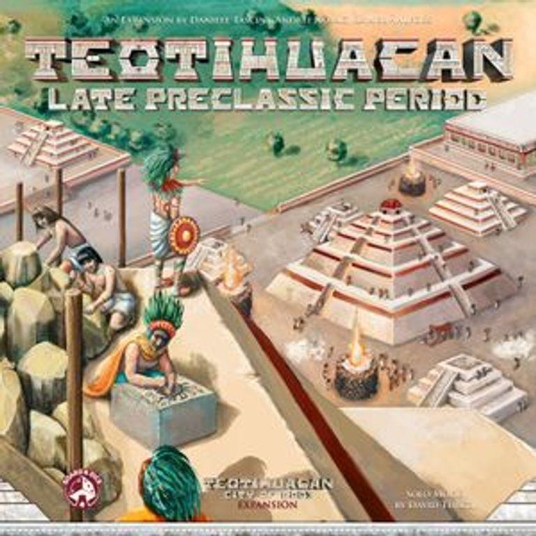 Teotihuacan%3A+Late+Preclassic+Period