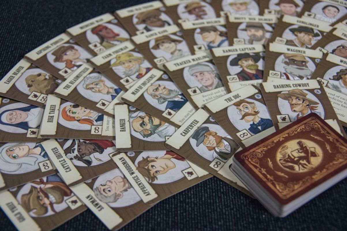 Pioneer Days cards