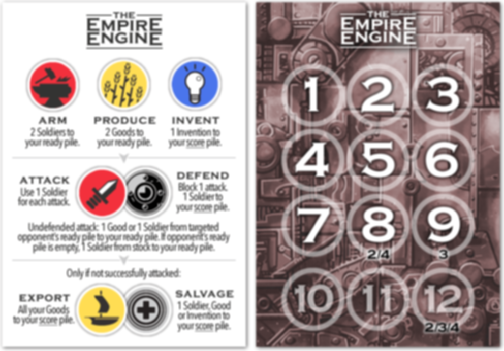 Empire Engine components