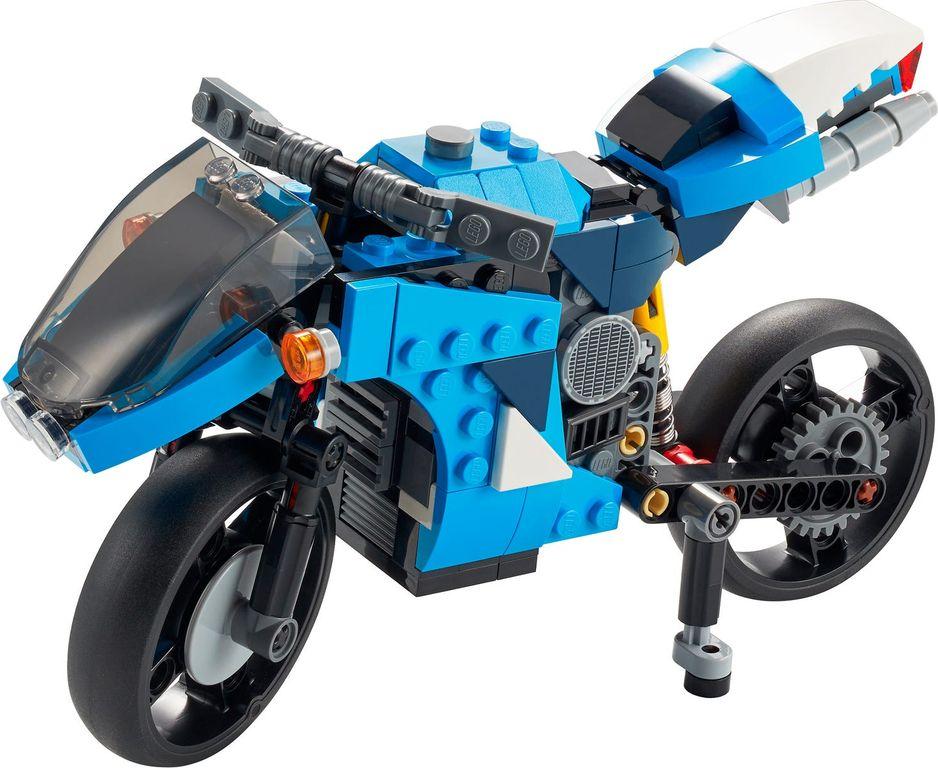LEGO® Creator Superbike components