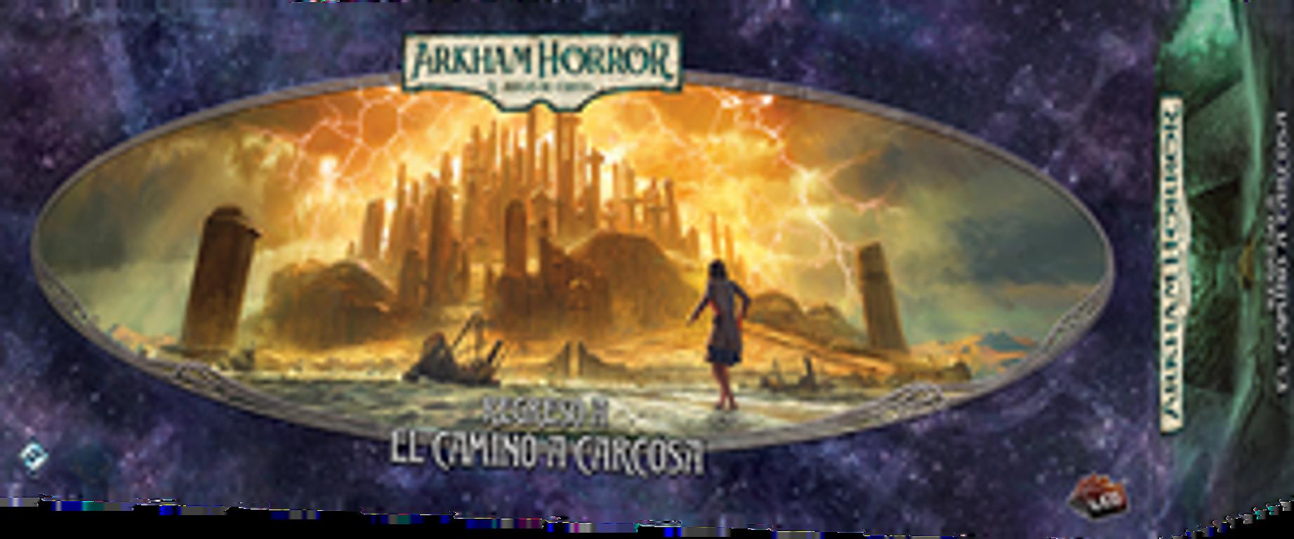 Arkham+Horror%3A+El+Juego+de+Cartas+-+Regreso+a+El+Camino+a+Carcosa