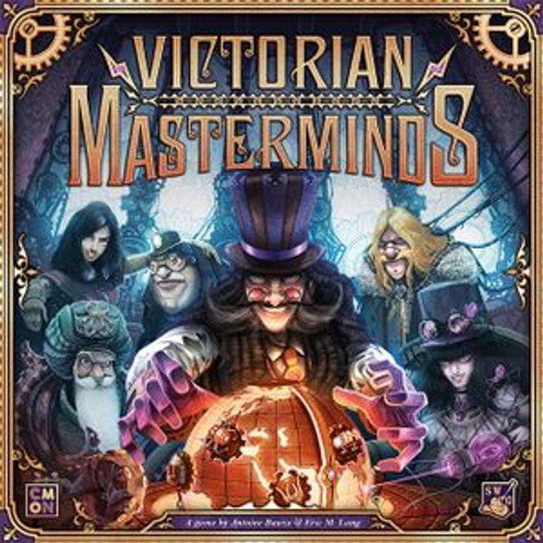 Victorian+Masterminds