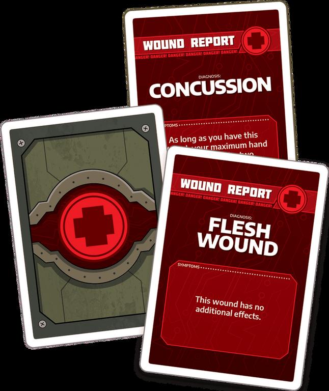 The Menace Among Us cards