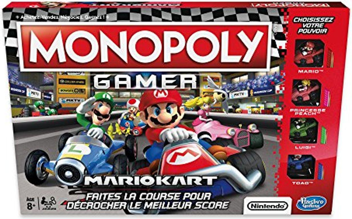Monopoly+Gamer%3A+Mario+Kart