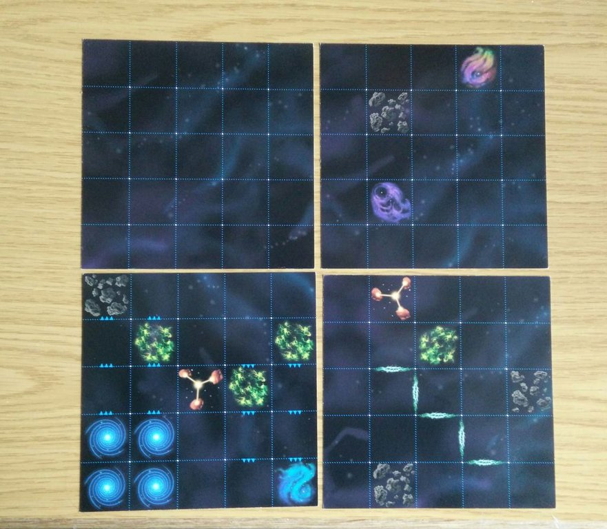 Space Cadets: Resistance Is Mostly Futile tiles