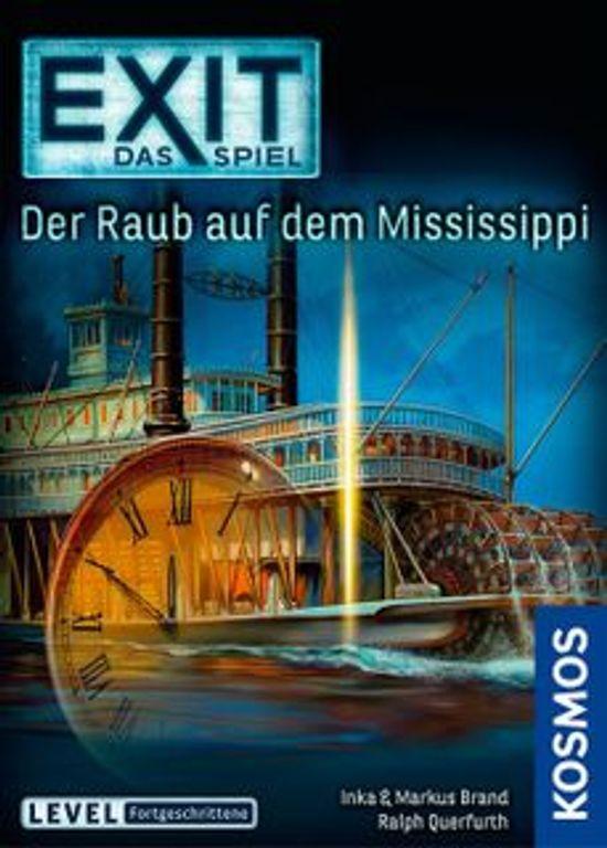 EXIT: Das Spiel - Der Raub auf dem Mississippi